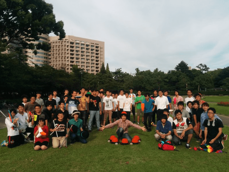 ( C ) 東海ジャグリング交流会 http://ameblo.jp/tokaijuggling/entry-12081726093.html