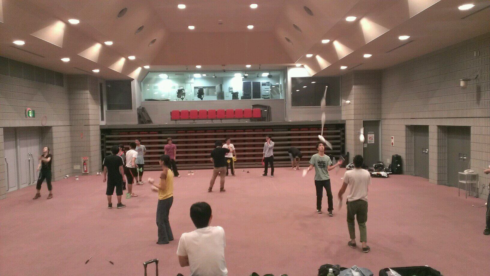 ( C ) 静岡ジャグリング交流会