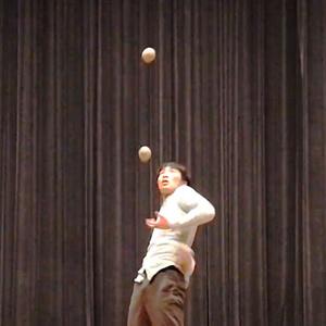「第二回 北海道東北学生ジャグリング大会」3月30日の開催が決定。誰でも出場できる「エキシビジョン部門」を開設。