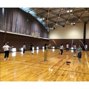 「北陸ジャグリングフェスティバル(HJF)2019」8月24日、金沢市営城南市民体育館にて開催。