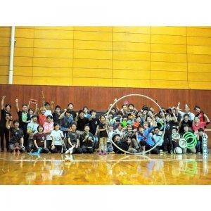 北海道初のワールド・ジャグリング・デー「WJD2019 in Hokkaido」、延べ70名が参加。