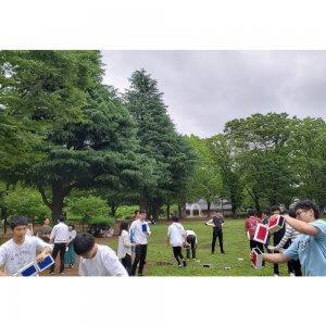 「関東シガーボックス練習会」8月18日、代々木公園にて開催。